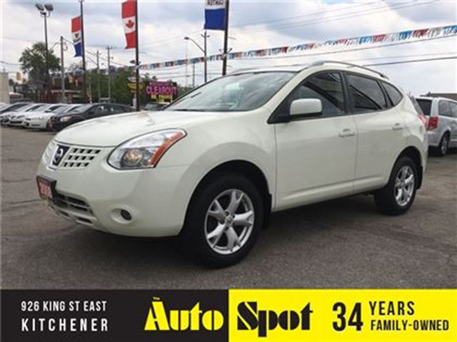 2008 NISSAN ROGUE SL/LOW, LOW KMS/PRICED FOR A QUICK SALE! in Kitchener, Ontario