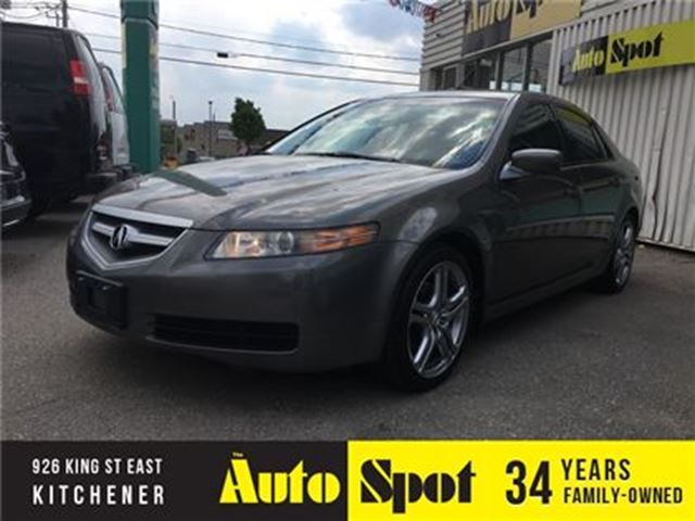 2006 Acura TL LEATHER/LOADED!/VERY DESIRABLE CAR ! in Kitchener, Ontario