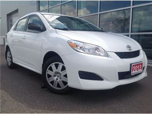 2013 Toyota Matrix !!!JUST TRADED IN!!! in Mississauga, Ontario
