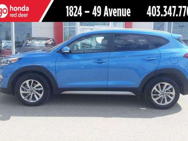 2017 HYUNDAI TUCSON Premium in Red Deer, Alberta