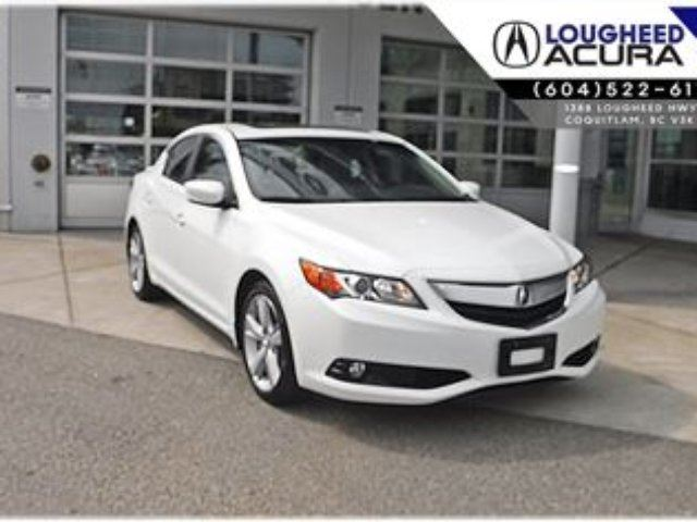 2015 Acura ILX Tech *Certified* in Coquitlam, British Columbia