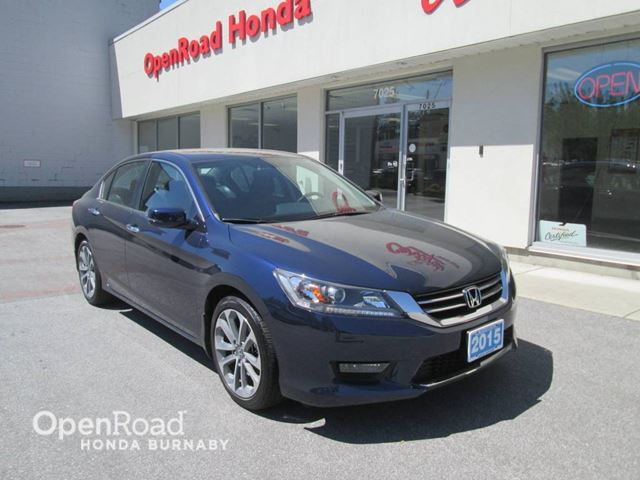 2015 Honda Accord  Sport in Burnaby, British Columbia