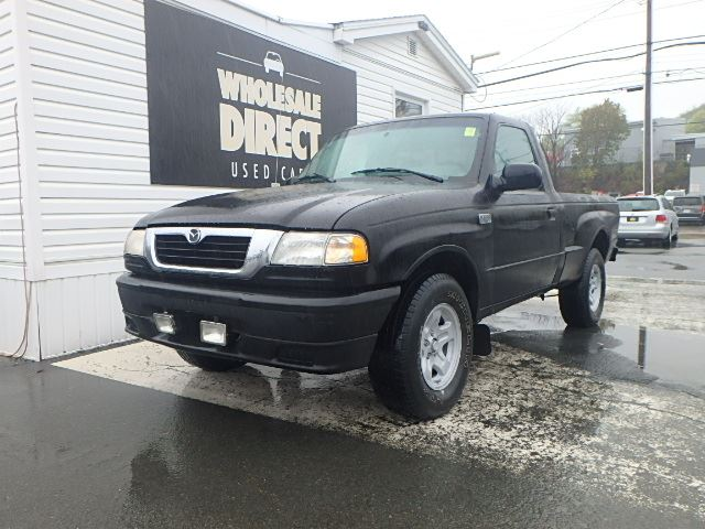 2000 Mazda B-Series TRUCK REG CAB 5 SPEED 3.0 L in Halifax, Nova Scotia