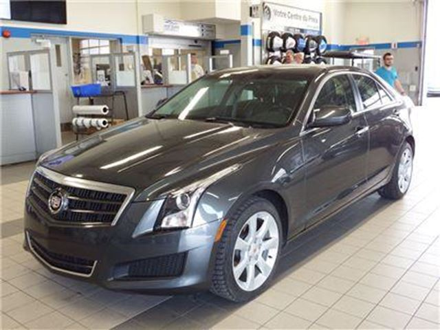 2014 Cadillac ATS Traction intgrale in Dollard-Des-Ormeaux, Quebec