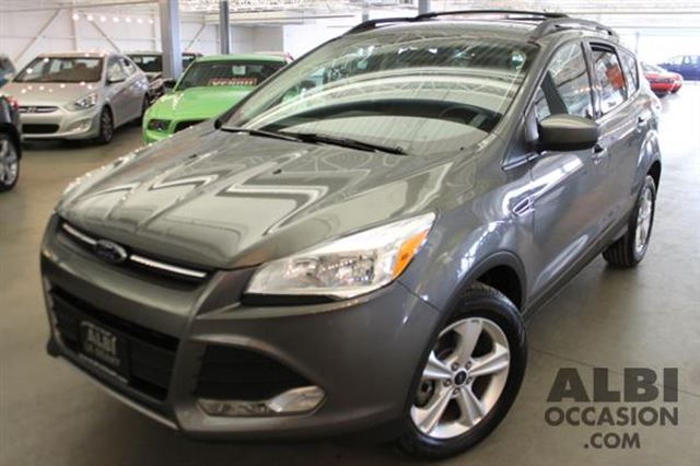 2013 Ford Escape SE  CUIR NAV 4RM  in Joliette, Quebec