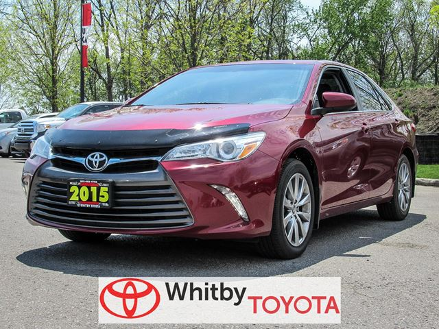 2015 TOYOTA CAMRY XLE in Whitby, Ontario