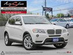 2013 BMW X3 xDrive28i AWD ONLY 85K! **360 VIEW CAMERAS** CLEAN CARPROOF in Scarborough, Ontario