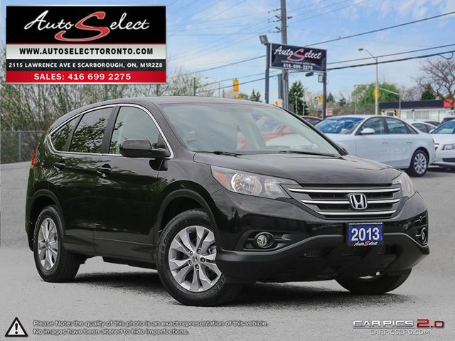 2013 Honda CR-V ONLY 93K! **BACK-UP CAM** EX MODEL **SUNROOF** in Scarborough, Ontario