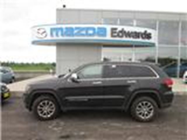 2014 JEEP GRAND CHEROKEE Limited in Pembroke, Ontario