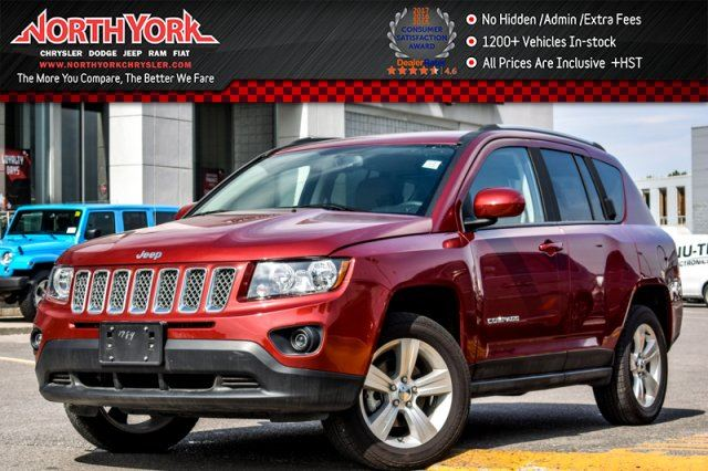 2016 Jeep Compass North in Thornhill, Ontario