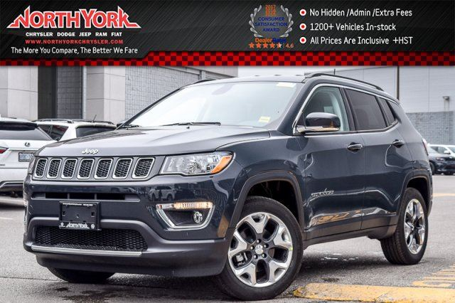 2017 Jeep Compass Limited in Thornhill, Ontario