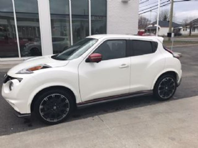 2015 Nissan Juke NISMO AWD in Mississauga, Ontario