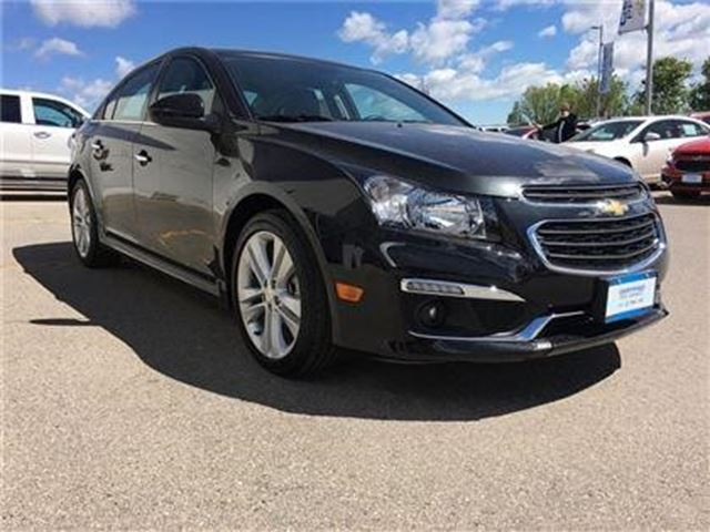 2015 chevrolet cruze 2lt orangeville ontario car for sale 2785661. Black Bedroom Furniture Sets. Home Design Ideas