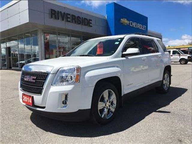 2014 GMC TERRAIN SLT in Brockville, Ontario