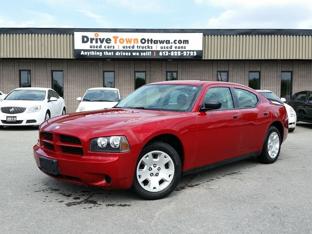 2007 Dodge Charger SXT **ONLY 95000KM** in Ottawa, Ontario