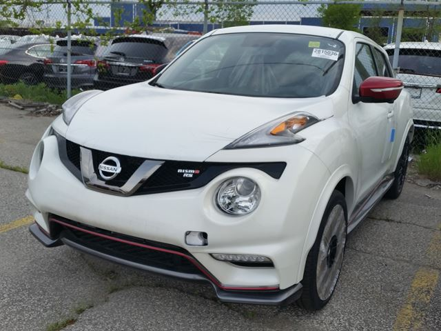 2016 Nissan Juke NISMO RS in Toronto, Ontario