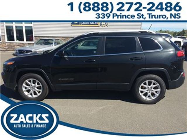 2015 Jeep Cherokee North in Truro, Nova Scotia