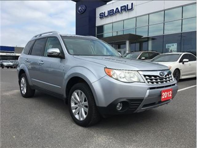 2012 SUBARU FORESTER 2.5i Touring in Kingston, Ontario