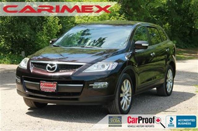 2008 MAZDA CX-9 GS   AWD + CERTIFIED in Kitchener, Ontario