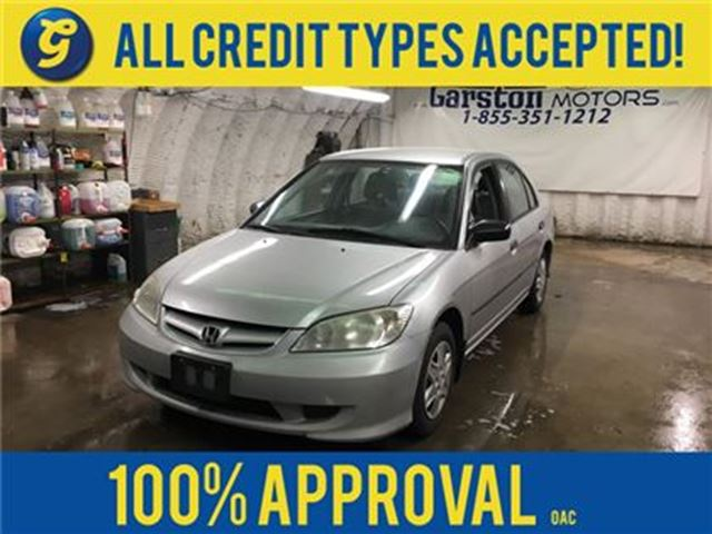 2004 Honda Civic SE****AS IS CONDITION AND APPEARANCE*****KEYLESS E in Cambridge, Ontario
