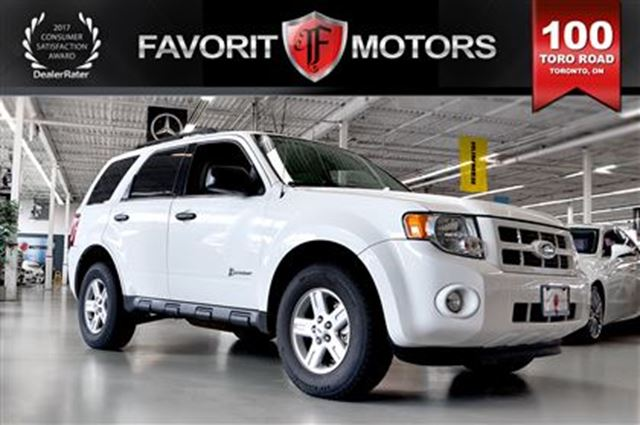 2011 FORD ESCAPE PWR DRIVER SEAT   CRUISE CONTROL   AUX in Toronto, Ontario