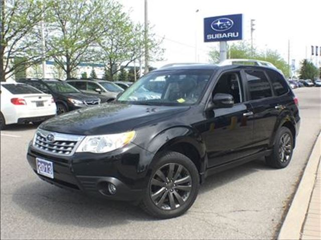 2013 SUBARU FORESTER X Convenience in Mississauga, Ontario