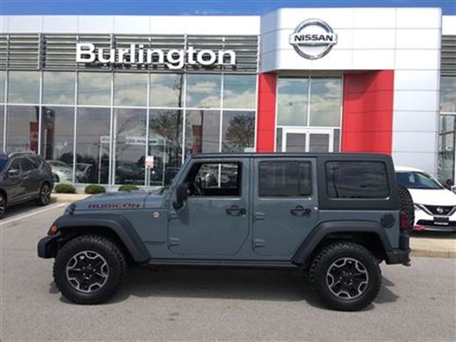 2015 Jeep Wrangler Unlimited Rubicon in Burlington, Ontario