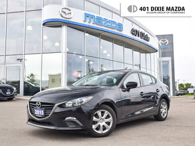 2015 Mazda MAZDA3 GX, Automatic, A/C, Power Windows, Bluetooth in Mississauga, Ontario