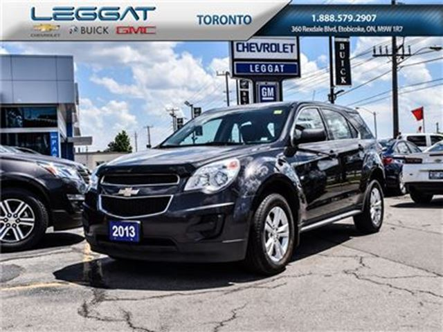 2013 CHEVROLET Equinox LS, All Wheel Drive in Rexdale, Ontario