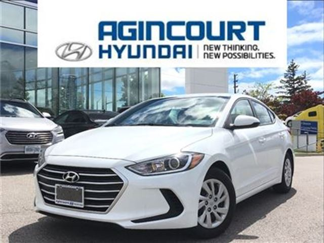 2017 HYUNDAI ELANTRA LE/HEATED SEATS/BLUETOOTH/ONE OWNER/ONLY 16164KMS in Toronto, Ontario