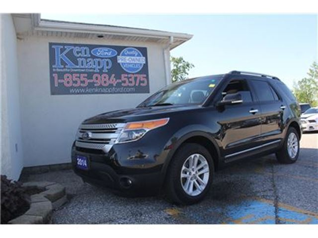 2014 Ford Explorer XLT NAV BACKUP CAM LIFTGATE in Essex, Ontario