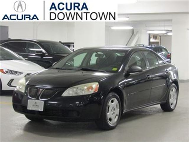 2006 PONTIAC G6 AS-IS Special/No Safety/No Accident/ in Toronto, Ontario