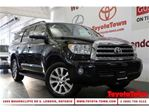 2014 Toyota Sequoia LIMITED TECH PACKAGE NAVIGATION & DVD PLAYER in London, Ontario