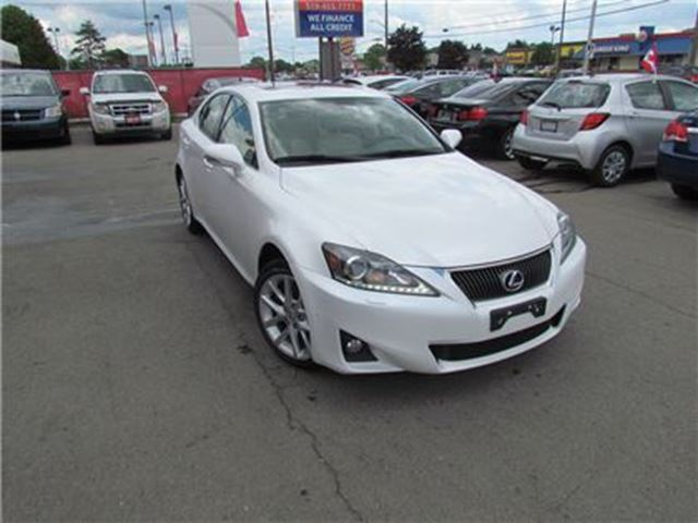 2012 LEXUS IS 350 ***LOADED*** in London, Ontario