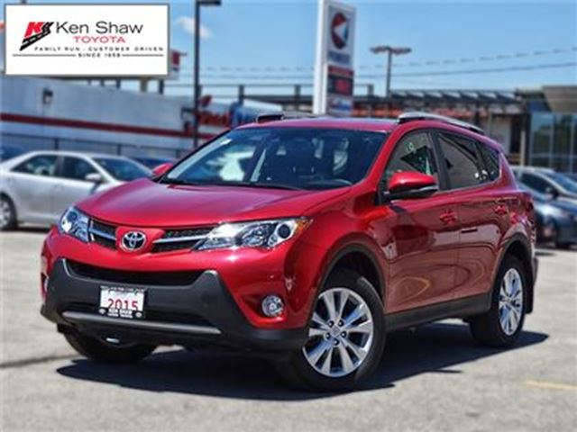 2015 toyota rav4 limited awd toronto ontario car for sale 2786946. Black Bedroom Furniture Sets. Home Design Ideas