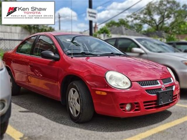 2004 DODGE NEON SX 2.0 Base in Toronto, Ontario