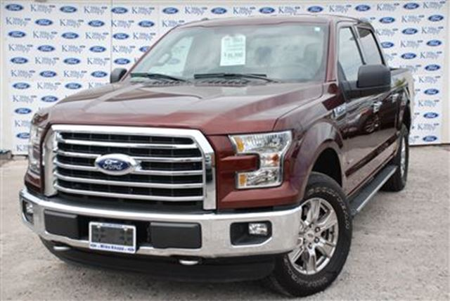 2015 Ford F-150 XLT in Welland, Ontario