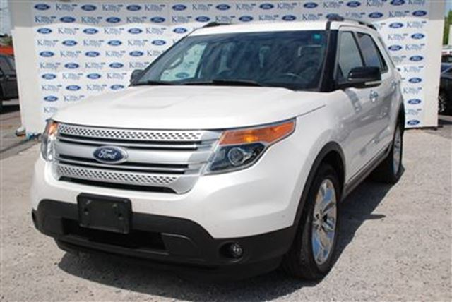2015 Ford Explorer XLT in Welland, Ontario