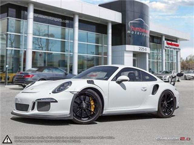 2016 Porsche 911 GT3 RS in Mississauga, Ontario