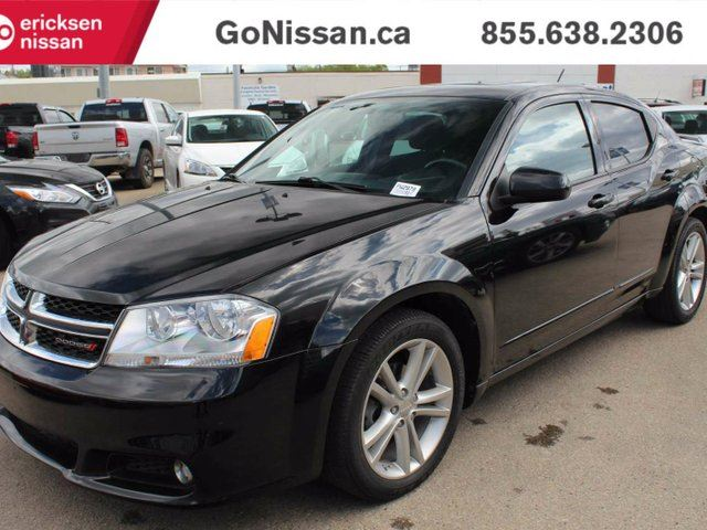 2013 DODGE Avenger SXT, Alloy Wheels, Sunroof, Low Kms! in Edmonton, Alberta