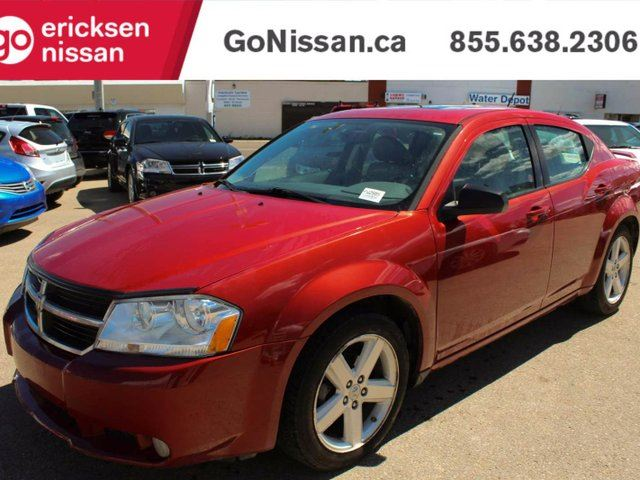 2008 DODGE Avenger SXT 4dr Front-wheel Drive Sedan in Edmonton, Alberta