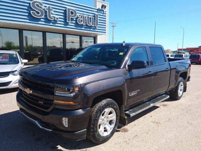 2016 CHEVROLET SILVERADO 1500 1LT 4x4 Crew Cab 6.6 ft. box 153 in. WB in St Paul, Alberta