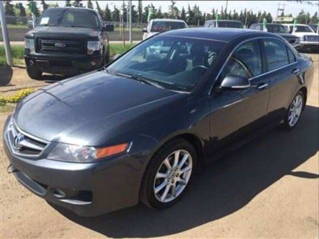 2006 Acura TSX LOADED NAVI NICE! in Edmonton, Alberta