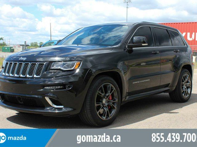 2015 jeep grand cherokee srt edmonton alberta car for sale 2787223. Black Bedroom Furniture Sets. Home Design Ideas