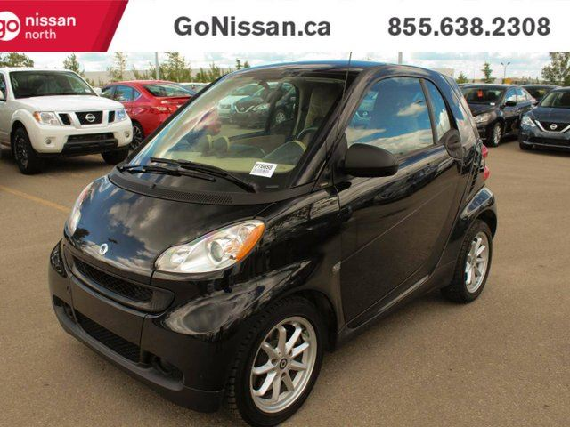 2009 SMART FORTWO passion 2dr Coupe in Edmonton, Alberta