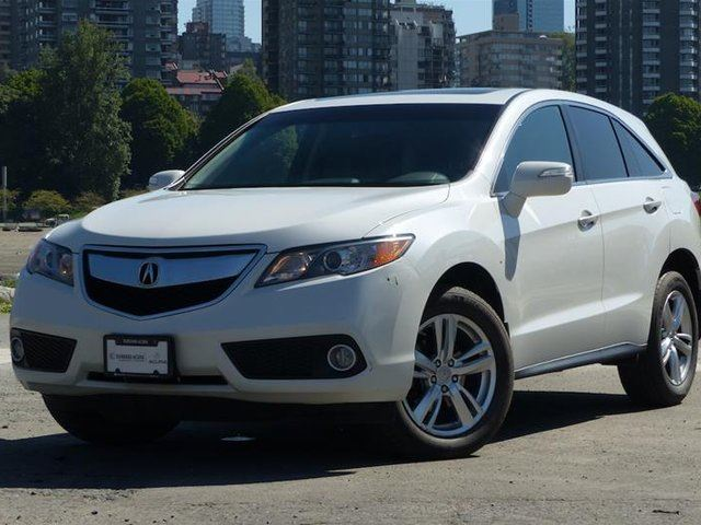 2014 Acura RDX at in Vancouver, British Columbia