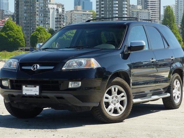 2006 Acura MDX 5sp at in Vancouver, British Columbia