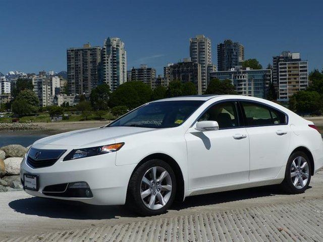 2012 acura tl tech at vancouver british columbia car for sale 2786370. Black Bedroom Furniture Sets. Home Design Ideas