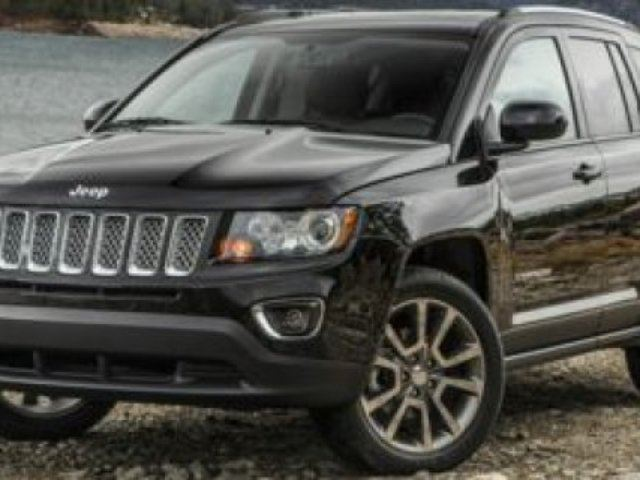 2015 JEEP COMPASS 4WD HIGH ALTITUDE Accident Free, Leather, Sunroof, A/C, - Edmonton in Sherwood Park, Alberta