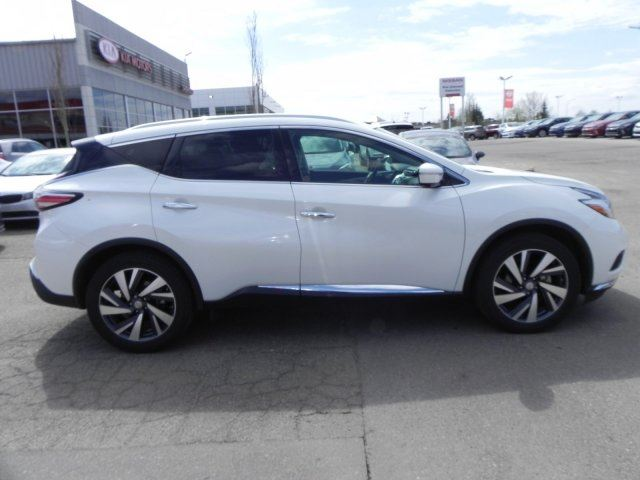used 2015 nissan murano awd platinum navigation gps. Black Bedroom Furniture Sets. Home Design Ideas